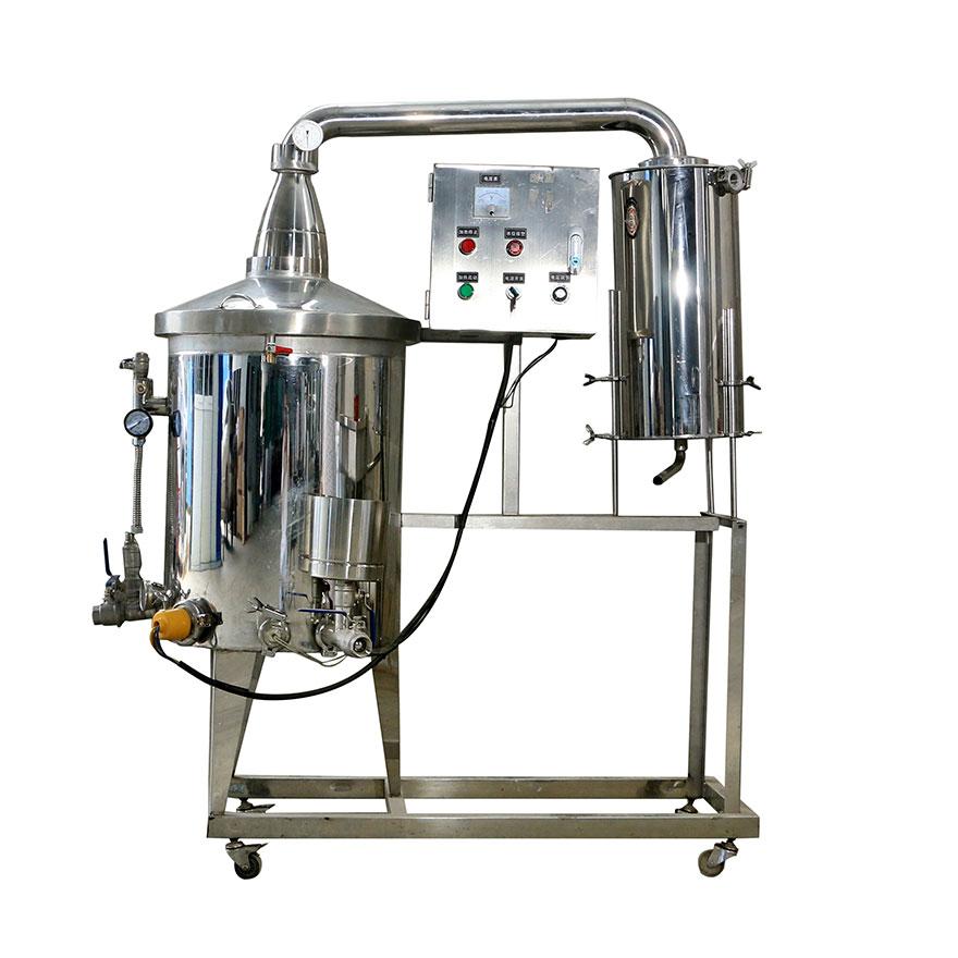 火电两用移动蒸馏设备