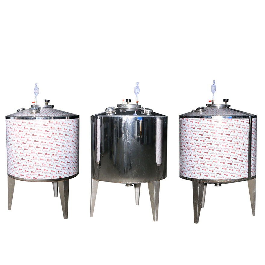 双层发酵罐